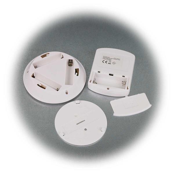 3 Batteriebetriebene Unterbauleuchten mit Fernbedienung