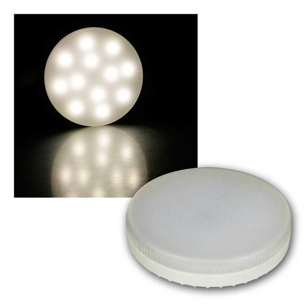 LED-Strahler LS-353, GX53, 3W, 260lm neutralweiß