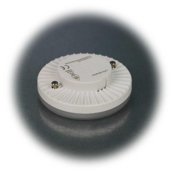 Flacher LED-Strahler mit 3W-LEDs