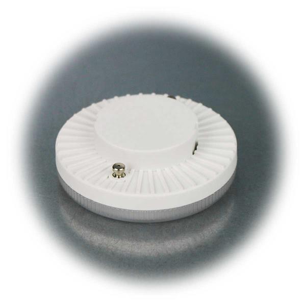 Flacher leistungsstarker LED-Strahler mit 580lm
