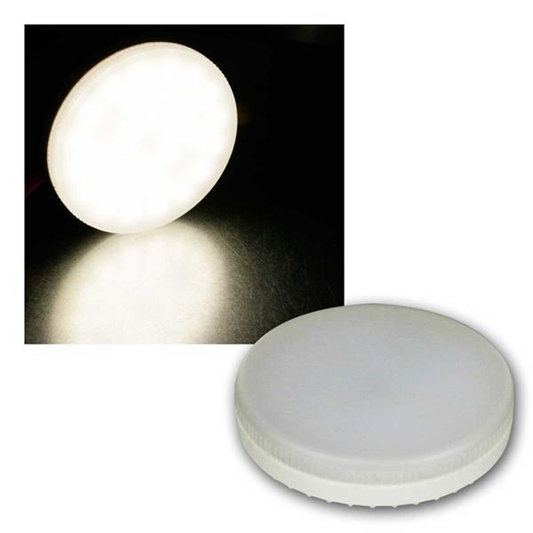 LED-Strahler LS-653, GX53, 6W, 580lm neutralweiß