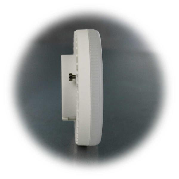 Flacher, leistungsstarker LED-Strahler
