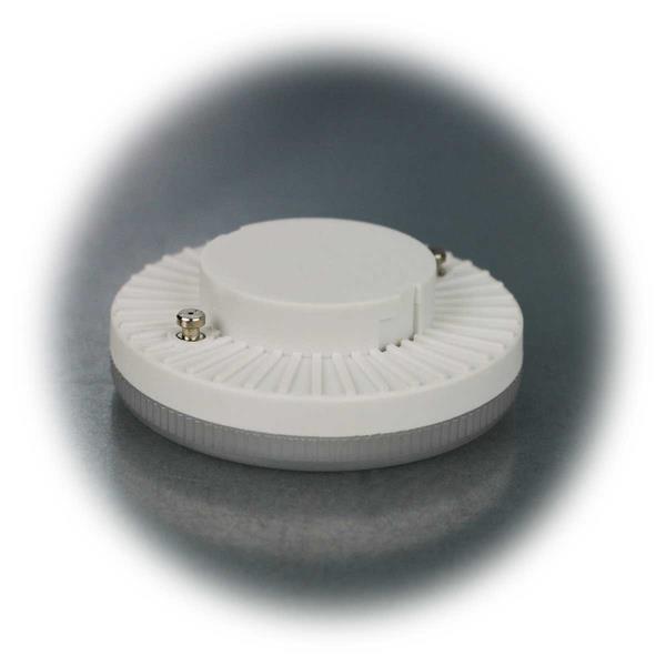 led leuchtmittel gx53 mcshine warm neutralwei 3 6w. Black Bedroom Furniture Sets. Home Design Ideas