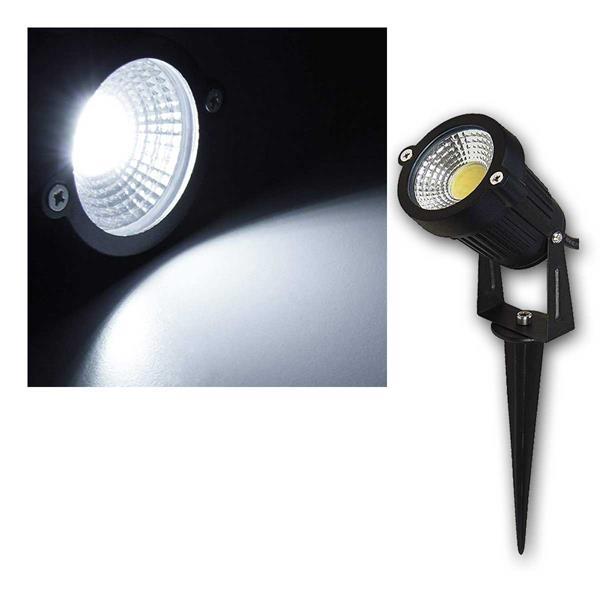 LED-Gartenleuchte GL-50W 5W, 500 lm, neutralweiß