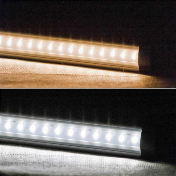 12V LED Unterbauleuchte in warmweiß oder daylight