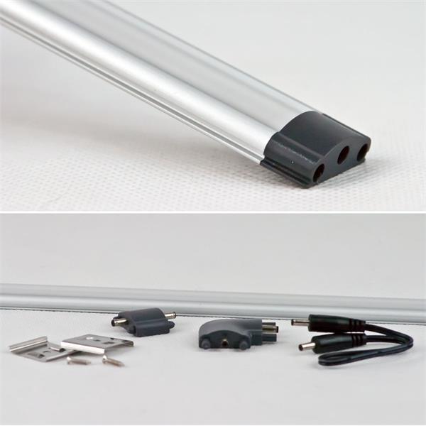 12V LED Unterbauleuchte in 30, 50 oder 80cm Länge