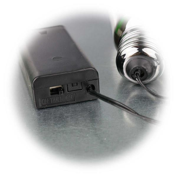 LED Dekobeleuchtung mit eingebauter Timerfunktion