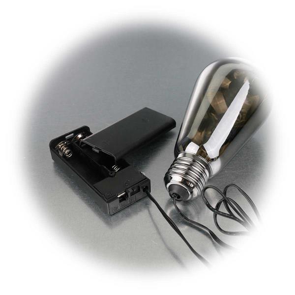 batteriebetriebenes LED Dekolicht, 2x AA Batterien