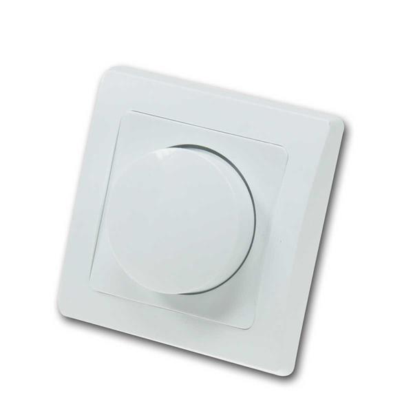 DELPHI Dimmer für LED Lampen, 230V/3-35W, weiß