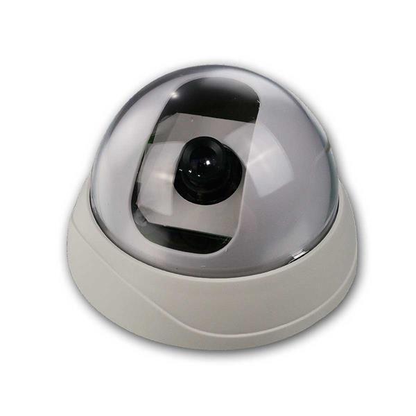 CMOS Color Dome Kamera, BNC & Chinch