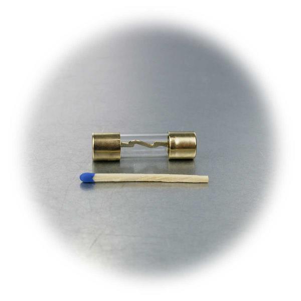 5er Pack 20A-Glassicherungen