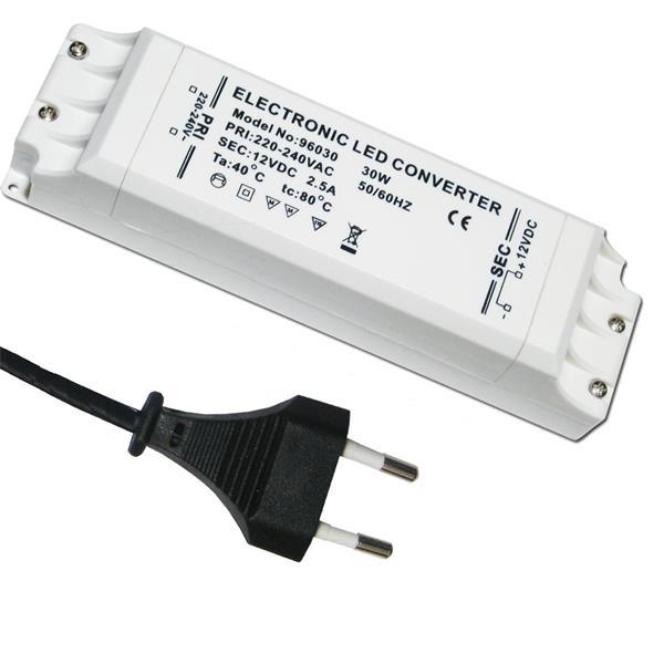 Befestigungsclips für LED Lichtleisten zum einfachen Befestigen