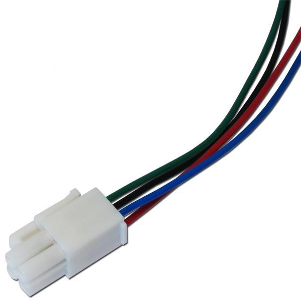 verpolungssicheres Anschlusskabel für RGB LED Leisten