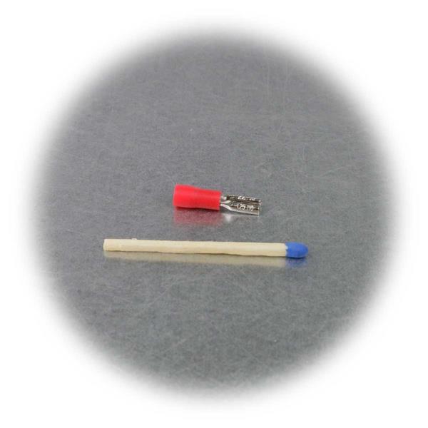 Kabelschuhe für Litzen und Kabel zum Verpressen mit Crimpzange