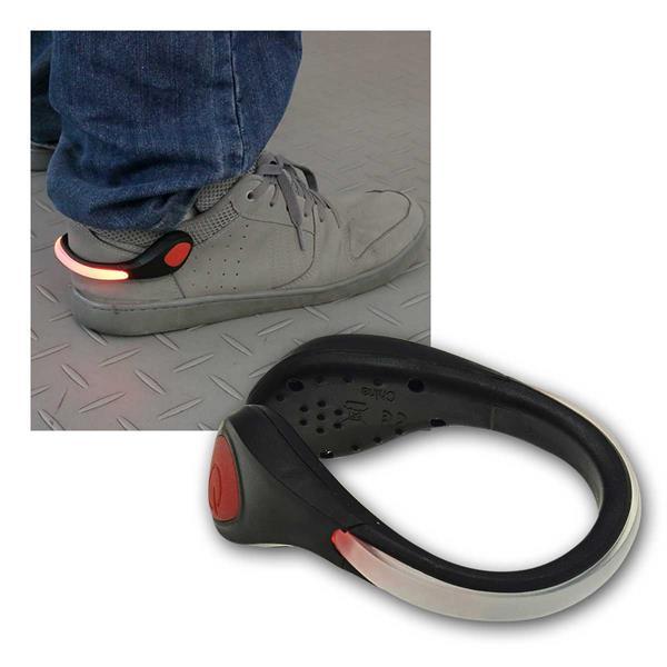 LED Schuhclip für Jogger IP44 wettergeschützt