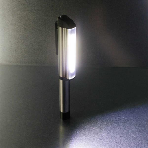 Leuchtstarke Arbeitslampe mit 3W COB LED
