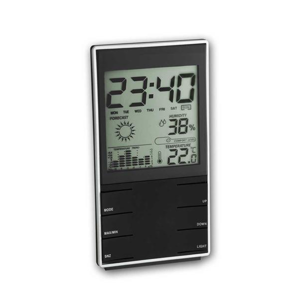 Digitale Wetterstation TFA, Temperatur-Luftfeuchte