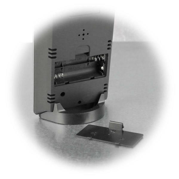 batteriebetriebenes digitales Thermo-Hygrometer für ein gesundes Raumklima