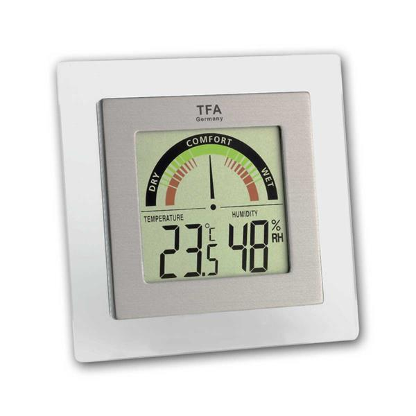 Digitales Thermo-Hygrometer, TFA