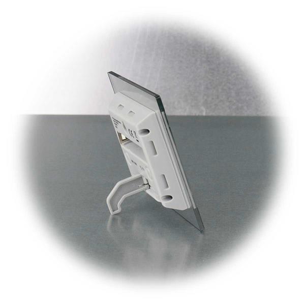 Messgerät zur Raumluftüberwachung zum Aufstellen oder Aufhängen