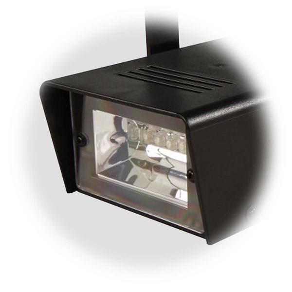 Disco-Klassiker mit weißem LED-Stroboskop-Licht