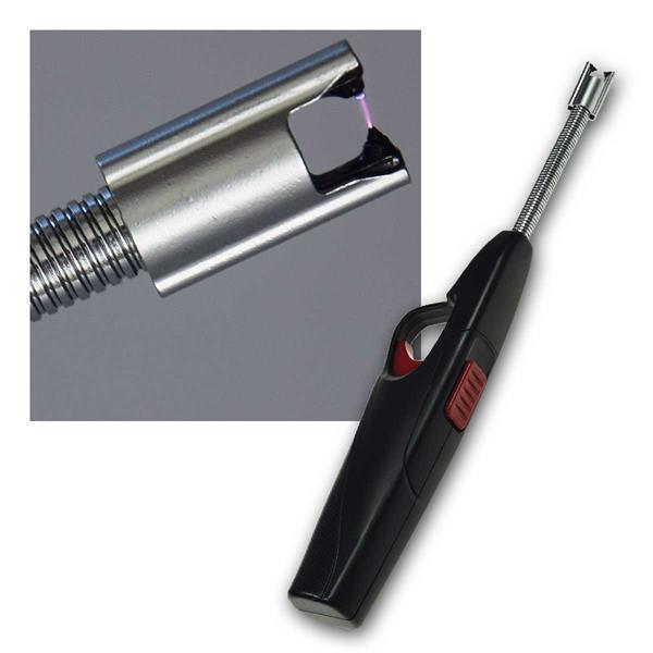 Lichtbogen Stab-Feuerzeug LSX flex80, USB Charge