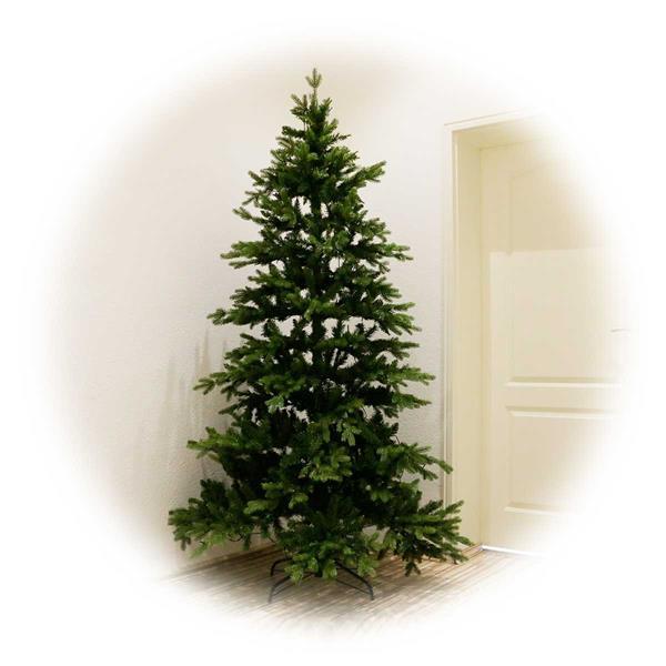 Hochwertiger Weihnachtsbaum mit 360 integrierten LEDs