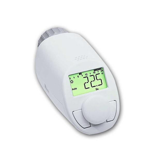 Heizkörper-Thermostat CT-Thermo, Batteriebetrieb