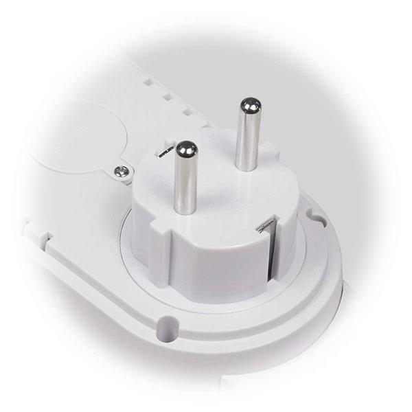 Zwischenstecker mit Temperatursteuerung für Heiz- und Kühlgeräte