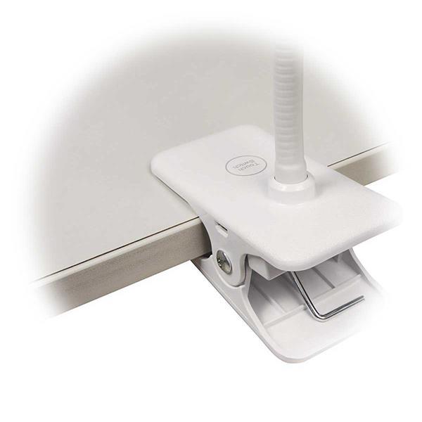 LED Klemm-Lupe mit schwenkbaren Arm für Flexibilität beim Arbeiten