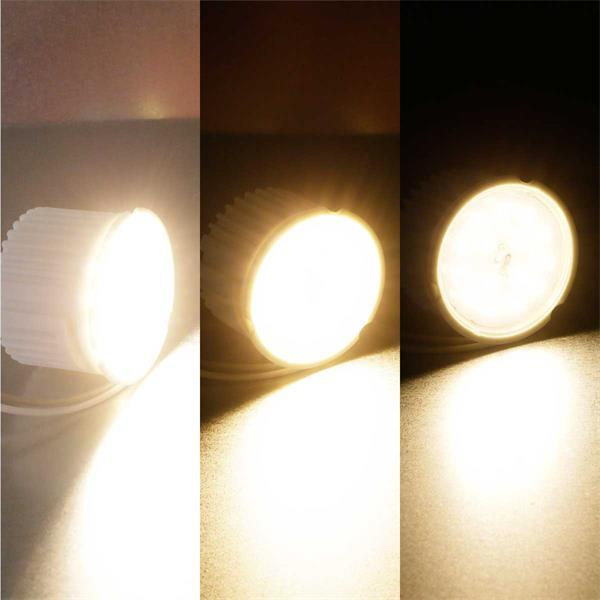 Warmweiß leuchtendes LED-Modul in 3 Stufen dimmbar