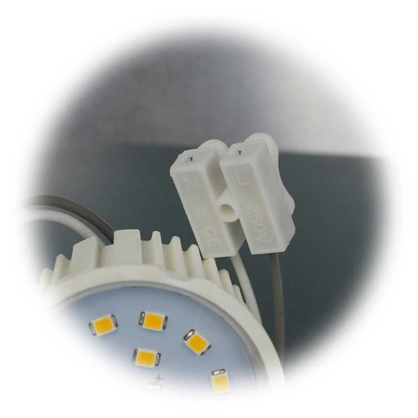 Flaches Step-Dim LED-Modul zum Anschluss an 230V