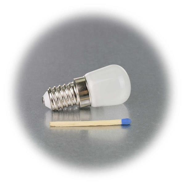 LED Energiesparlampe mit dem Maß 23x51mm und Kunststoff-Gehäuse