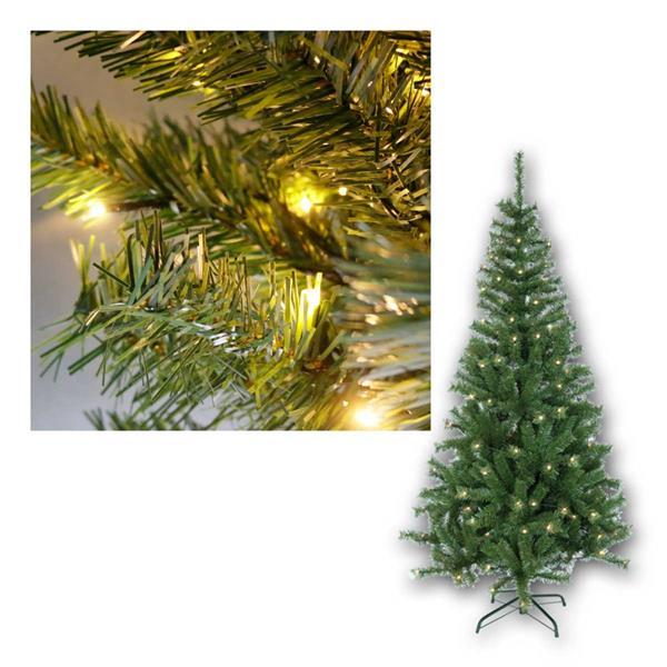 Weihnachtsbaum Kalix,1,95m, grün, 150 LED warmweiß