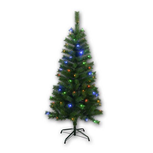 Kalix Weihnachtsbaum mit bunter RGB-Beleuchtung