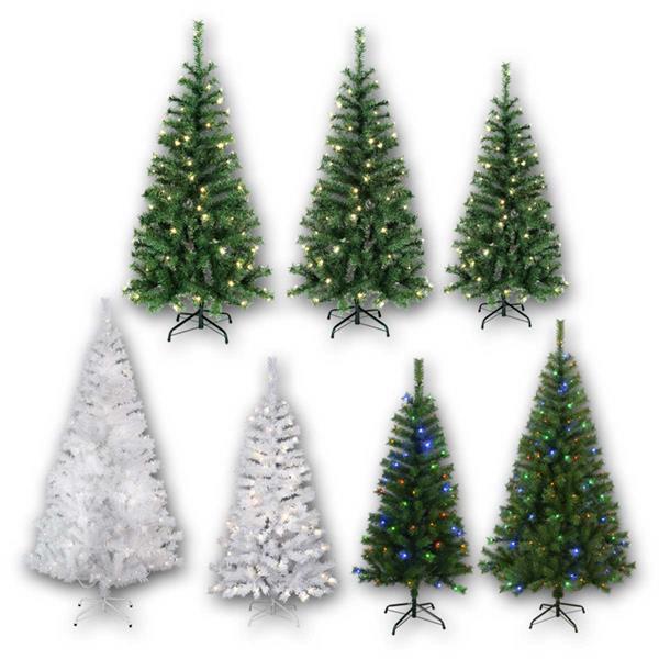 Weihnachtsbaum KALIX in 7 Ausführungen