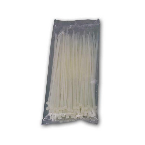 100 Kabelbinder 200 x 3,6 mm