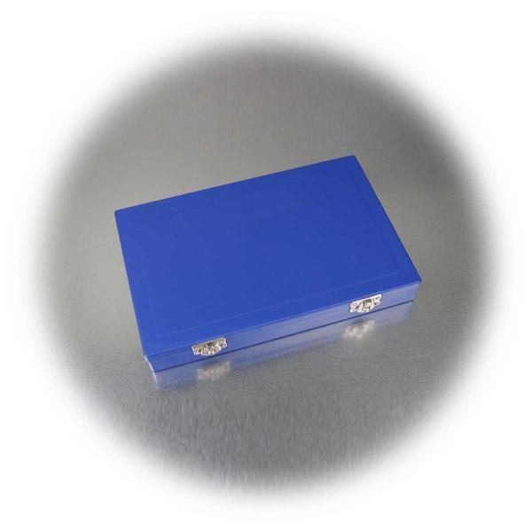 praktische Aufbewahrungsbox aus Kunststoff für das Cutter-Messer-Set