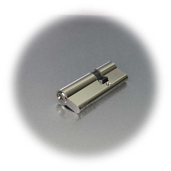 Asymmetrischer Doppelzylinder für DIN Einsteckschlösser