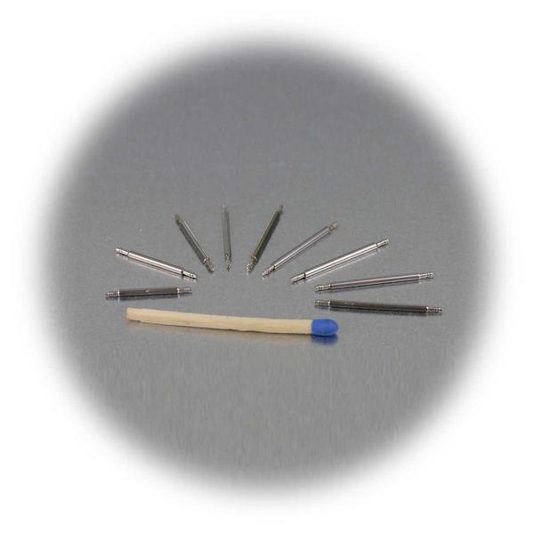 Federstege für Juweliere & Uhrmacher in den Längen 16 bis 17mm