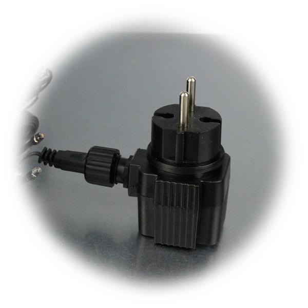 LED Außenlichternetze für direkten Anschluss an 230V