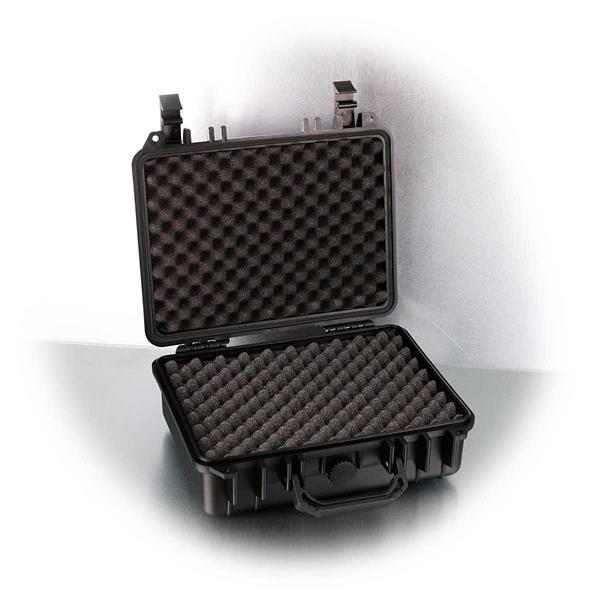 330x280x120mm großer Gerätekoffer mit Innenpolster