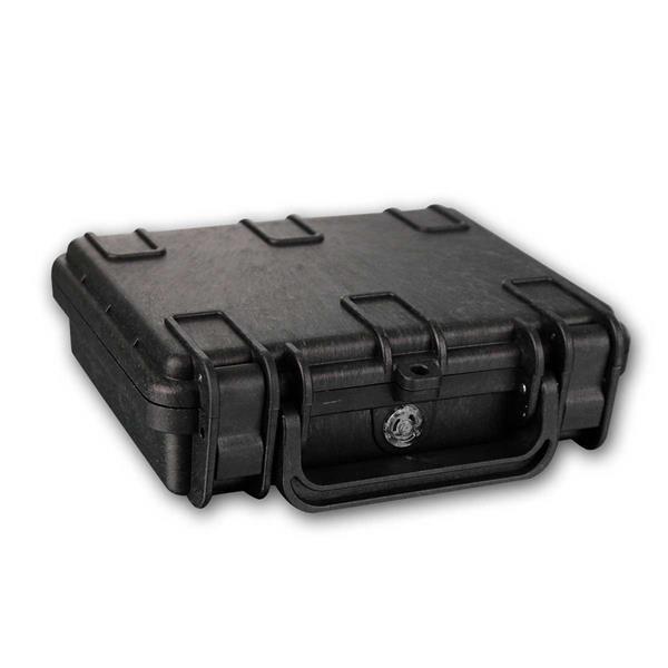 Gerätekoffer Staub-/Wasserdicht, 190x175x60mm