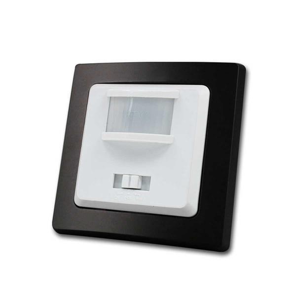 DELPHI Bewegungsmelder schwarz/weiß 240V/500W