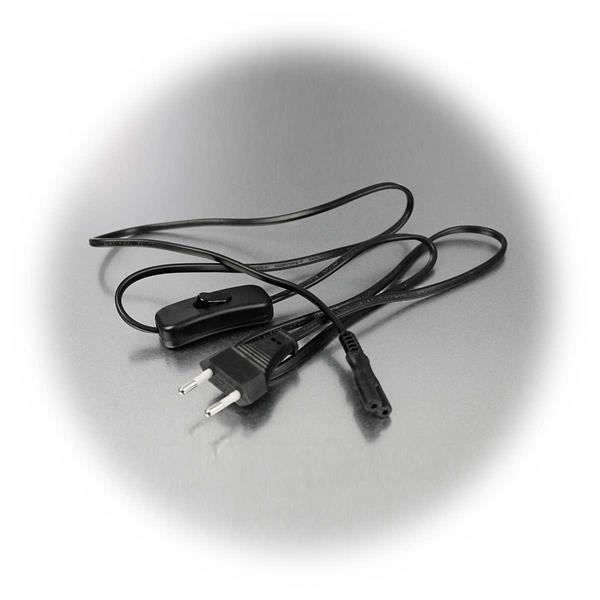 Kabel zum Anschließen einer LED Lichtleiste der Serie Bonito