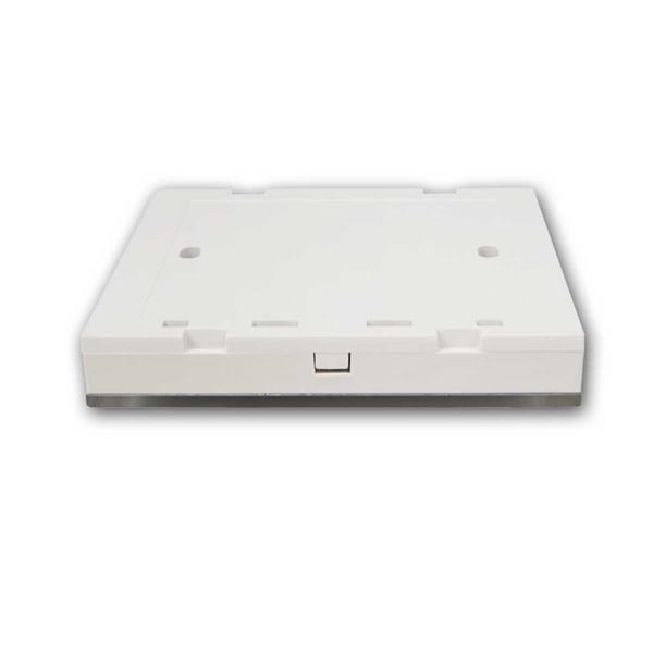 Funkschaltersystem der FLAIR-Serie mit 2 LED-Touchschaltern