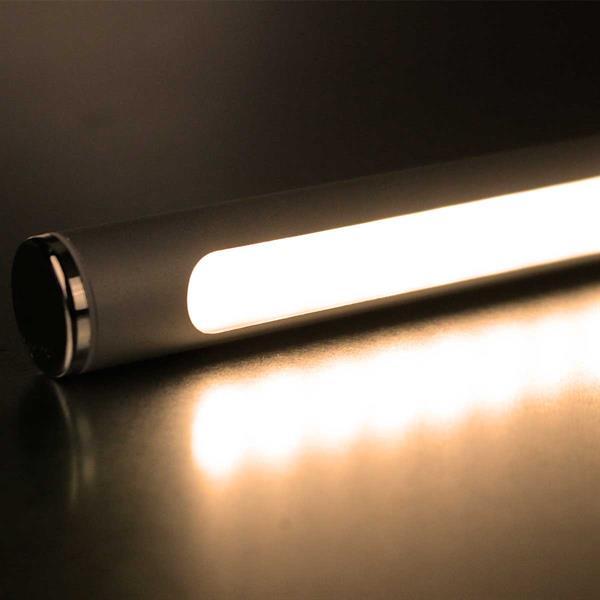 dimmbare LED Spiegelleuchte mit warmweißen SMD LEDs