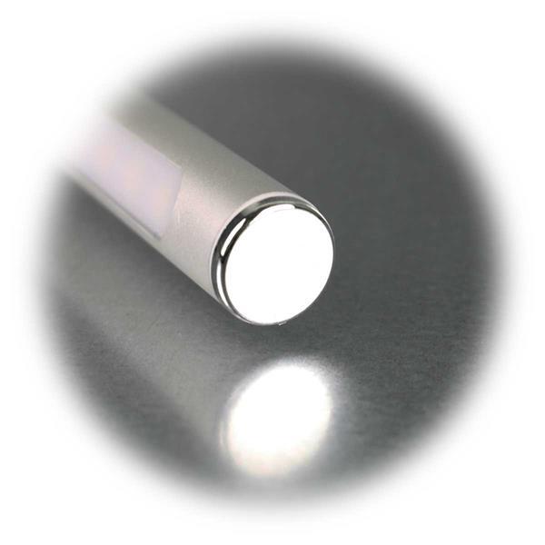 runde LED Schrankbeleuchtung mit Touch-Schalter