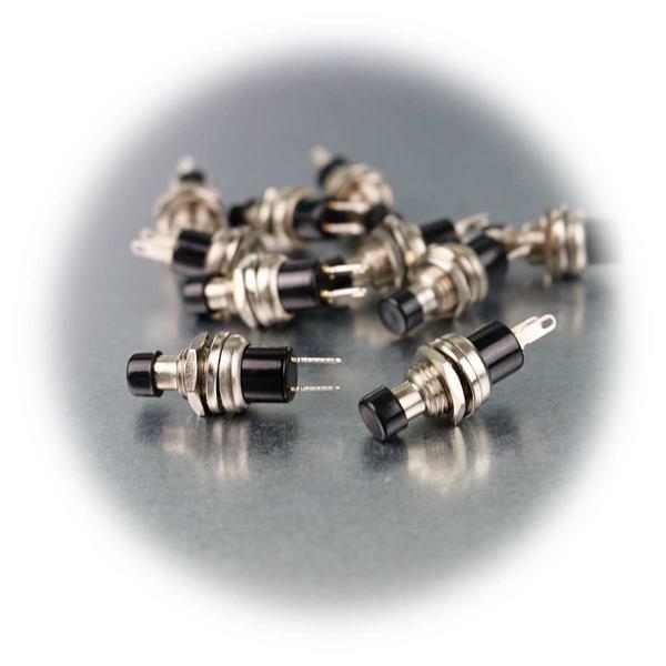 Mikro-Taster für den Einbau mit Lötösen für den Anschluss