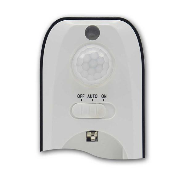 Steckdose für elektrische Geräte mit 3 Schalterstellungen